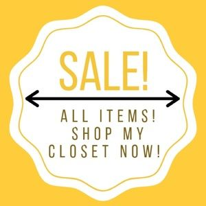 SALE ON ALL ITEMS & GREAT BUNDLE DEALS!!